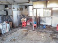H29年1月25日、清水鮮魚店様の撤去作業完了しました。