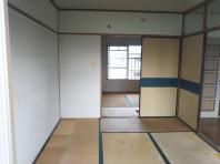 7月6日。戸枝様自宅の生前整理と先日の公団引き渡しに伴う大掃除。
